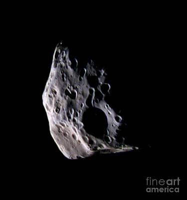 Photograph - Epimetheus by NASA / Science Source