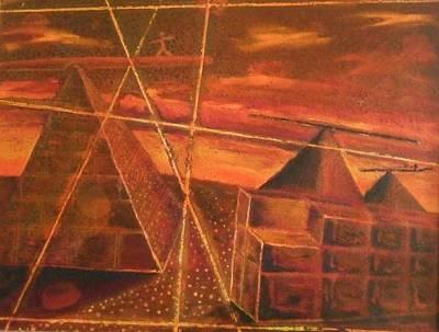 Painting - Equilibrium  by Mariyn Atanasov