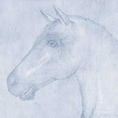 Mane Digital Art - Equus by John Edwards