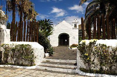 Puerto Photograph - Ermita De San Telmo by Fabrizio Troiani