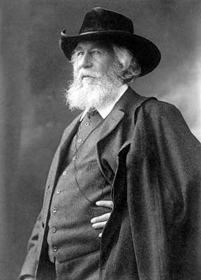 Social Darwinism Photograph - Ernst Haeckel, German Zoologist by Library Of Congress