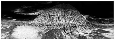 Eroded Mudstone - Petrified Forest National Park Original