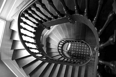Photograph - Escalier  by Eric Tressler