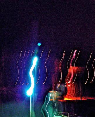 Photograph - Escape Velocity  by Cliff Spohn
