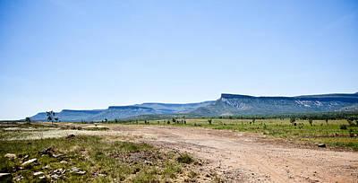 Photograph - Escarpment by Carole Hinding