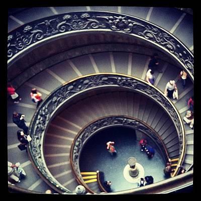 Angle Photograph - Espiral by Marce HH
