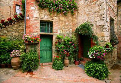 Photograph - Estate Toscana by John Galbo