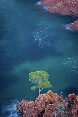 Esterel Mountains Art Print by LP photographie