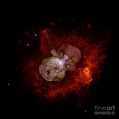 Photograph - Eta Carinae by Science Source