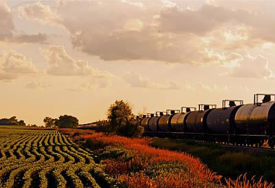 Photograph - Ethanol by Don Durfee