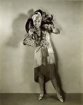 Ethel Waters 1896-1977, In A 1929 Art Print by Everett