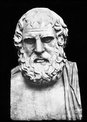 Euripides Art Print by Granger