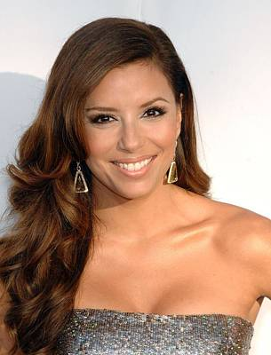 Eva Longoria Parker At Arrivals For The Art Print