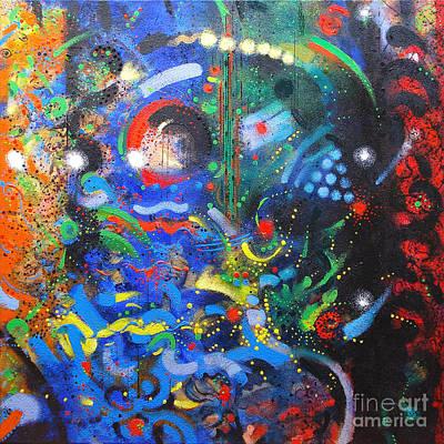 Eve Print by Neil McBride