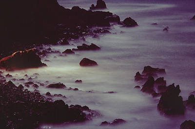 Photograph - Evening Coast by Mark Greenberg