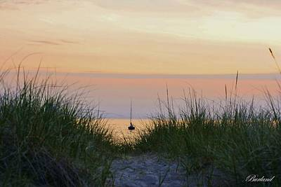 Burland Photograph - Evening Peace by Burland McCormick