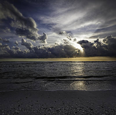 Photograph - Evening Rays by Nick  Shirghio