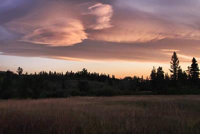 Photograph - Evening Serenity by Shari Jardina