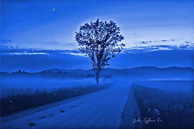 Evening Star Art Print by John Selmer Sr