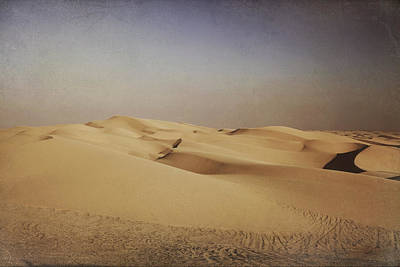 Desert Digital Art - Ever Changing by Laurie Search