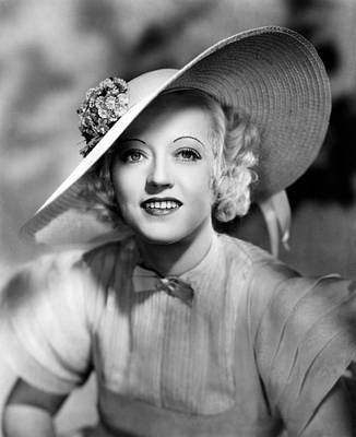 1937 Movies Photograph - Ever Since Eve, Marion Davies, 1937 by Everett