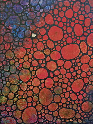 Painting - Every Cell In My Body by Sheep McTavish