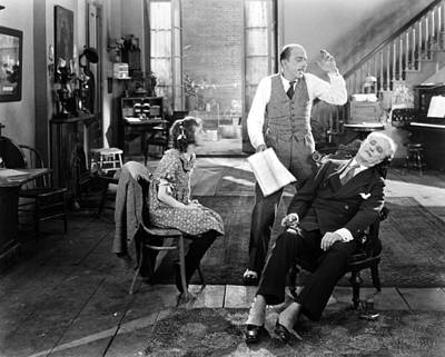 Spats Photograph - Everybodys Acting, 1926 by Granger