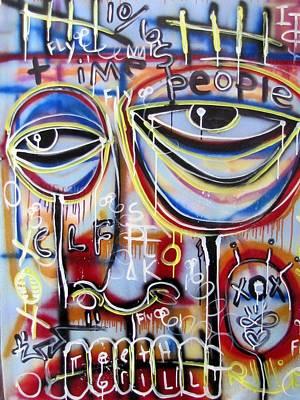 Everyone Wants To Change The World Art Print by Robert Wolverton Jr
