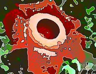 Digital Art - Exotic Bloom II by Angela L Walker
