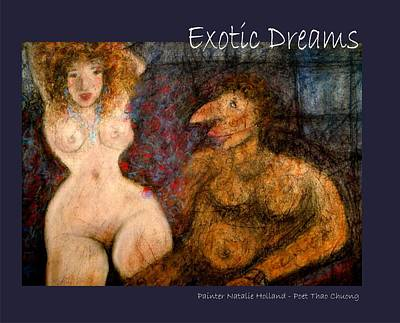 Photograph - Exotic Dreams  by Natalie Holland