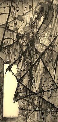 Greenworldalaska Photograph - Experiment Sepia by Cory Green