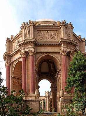 Exploratorium San Francisco Art Print