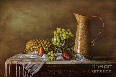 With Red Photograph - Exploring Still Life by Sari Sauls