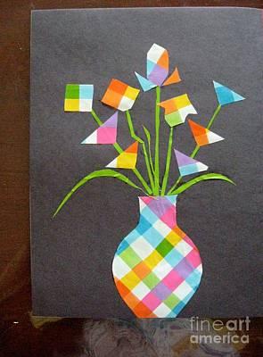Express It Creatively Art Print