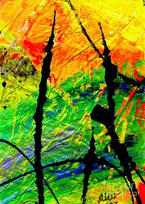 Painting - Extreme Ecstasy by Angela L Walker