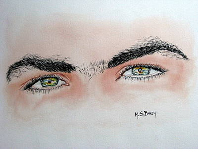 Eye Candy Original by Maria Barry