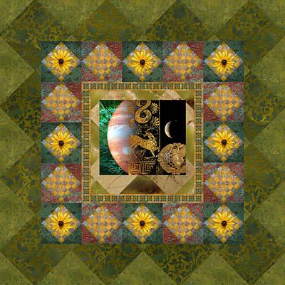 Marble Eyes Digital Art - Eye Of Jupiter by Susan Ragsdale