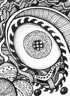 Eye See Art Print