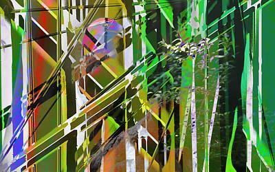 Digital Art - Eyrie by Rob Hemphill