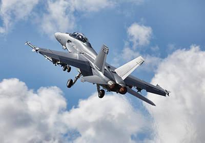 F 18 Super Hornet Original
