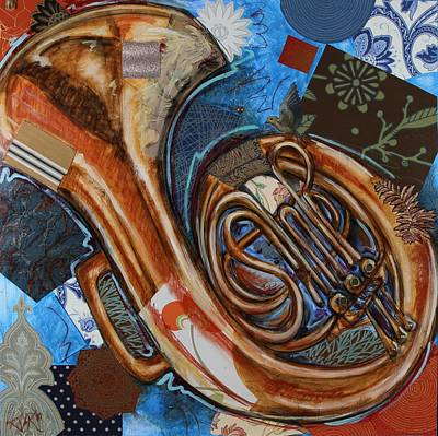 Fa The French Horn Art Print