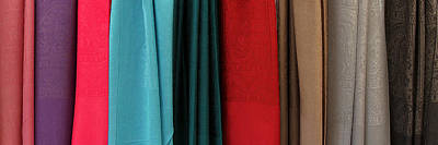 Photograph - Fabric Market by Tony Grider