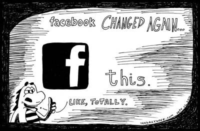 Facebook Changed Again F This Original by Yasha Harari