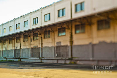 Dogpatch Photograph - Factory Exterior by Eddy Joaquim