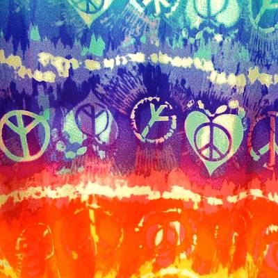 Faded Peace Original