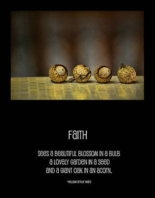 Photograph - Faith by Bonnie Bruno