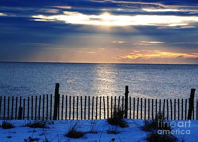 Seaside Heights Photograph - Hope Is On The Horizon by Daniel Diaz