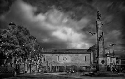 Photograph - Falcon Square Inverness by Joe Macrae