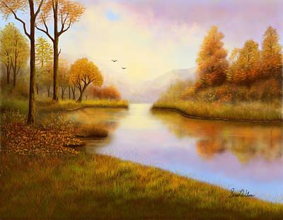 Fall Ambrosia Art Print