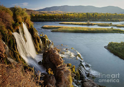 Photograph - Fall Creek Falls by Idaho Scenic Images Linda Lantzy